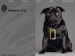 Ippolita Website Image